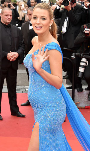 Blake Lively attends 'The BFG' premiere during the 69th annual Cannes Film Festival at the Palais des Festivals, Cannes 14 May