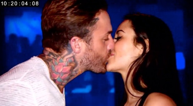 Marnie Simpson and Aaron Chalmers, Geordie Shore: Big Birthday Battle, Episode 2 17 May