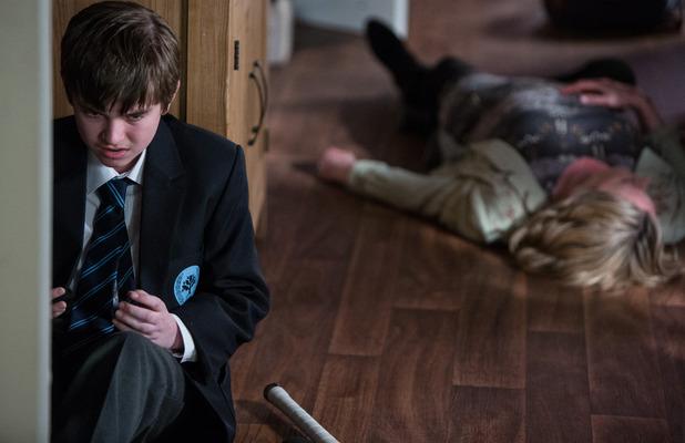 EastEnders, Bobby attacks Janes, Mon 23 May