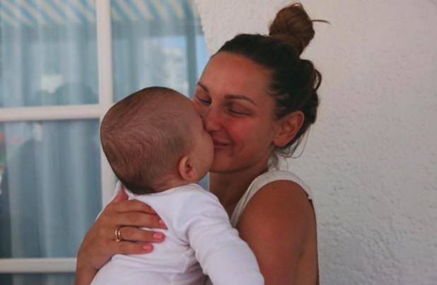Sam Faiers baby Paul