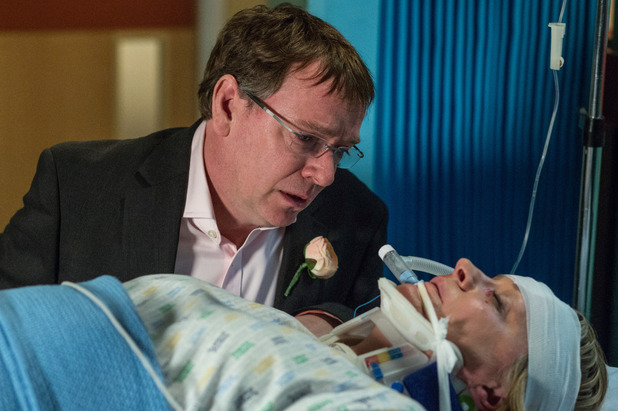 EastEnders, Jane fights for life, Tue 24 May