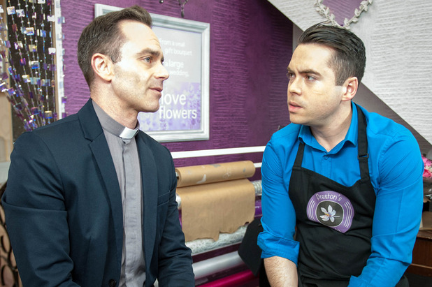 Corrie, Todd confides in Billy, Thu 19 May