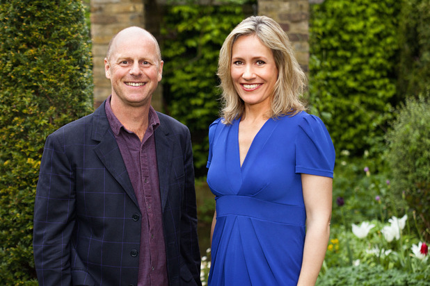 RHS Chelsea Flower Show, BBC1, Sophie Raworth, Joe Swift, Mon 23 May