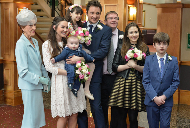 EastEnders, Martin and Stacey get married, Fri 20 May