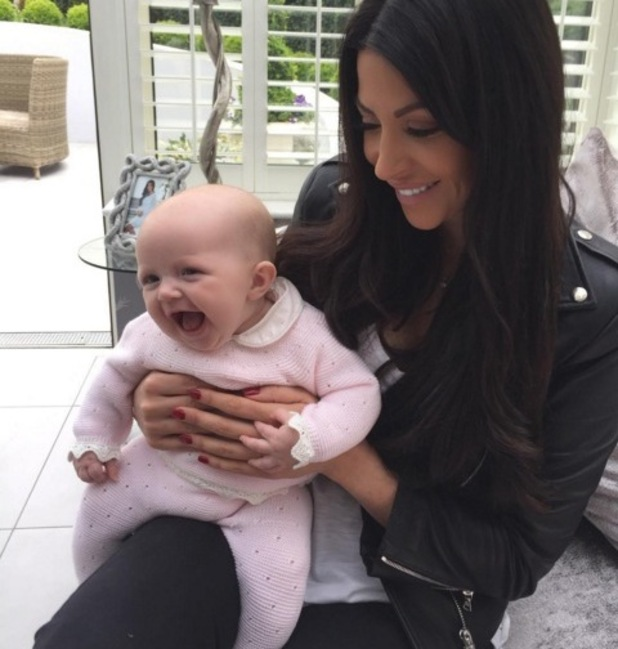 Cara Kilbey and daughter Penelope Blu, Instagram 19 May