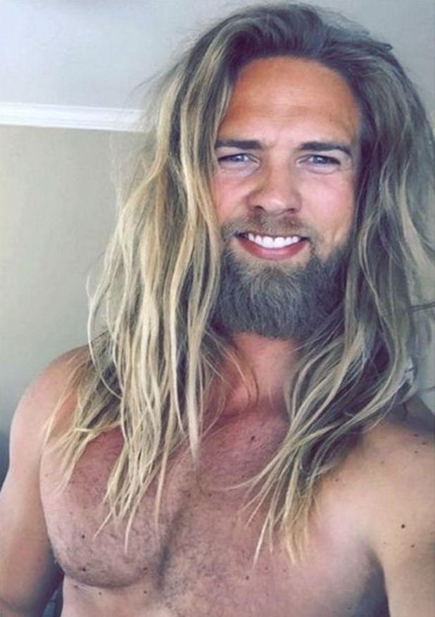 Thor lookalike Lasse Matberg has become an Instagram star