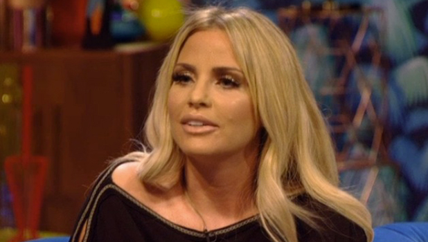 Katie Price on Up Late with Rylan 19 May 2016