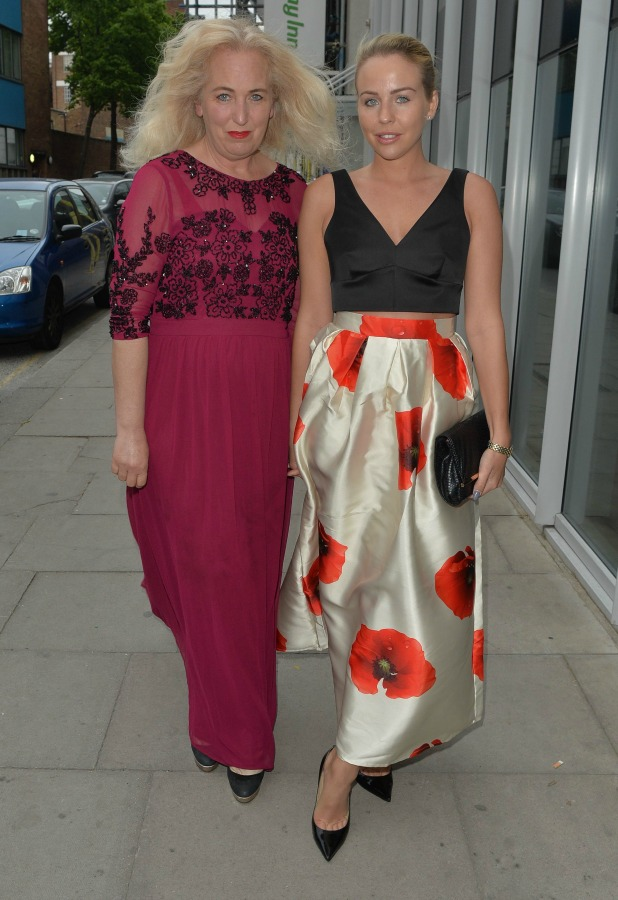 The Fostering Awards, London, Britain - 13 May 2016 Lydia Bright