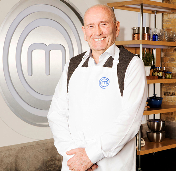 Celebrity MasterChef 2016: Tommy Cannon Image: May 2016