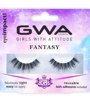 Girls With Attitude Fantasy False Eyelashes in Venus