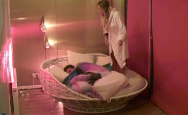 Geordie Shore Big Birthday Battle episode 3, aired 24 May 2016 Charlotte and Gary go home to have sex, but Gary is sick
