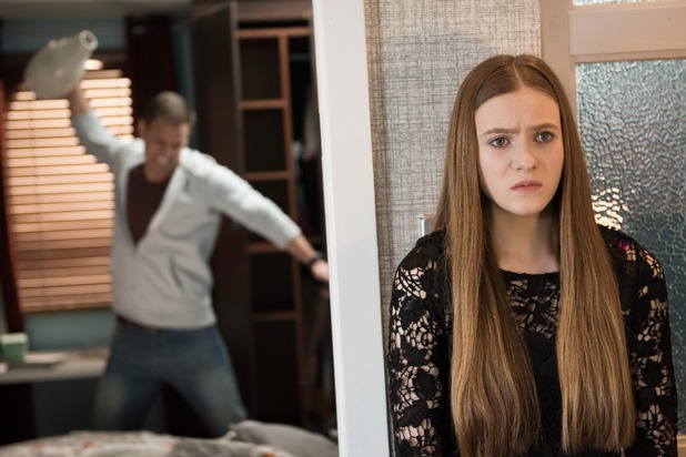 Hollyoaks, Ben loses it, Wed 20 May