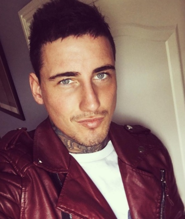 Jeremy McConnell selfie 22 May