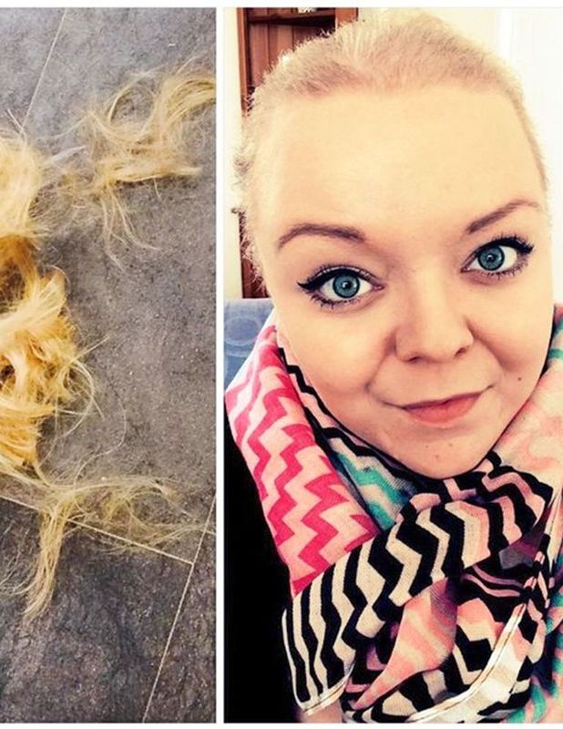 When Gemma Hakner began chemo she lost her hair