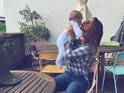Sam Faiers and baby Paul, Instagram photo, 29/5/16