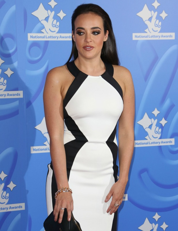 The National Lottery Awards 2015 held at the London Studios Stephanie Davis, 2015