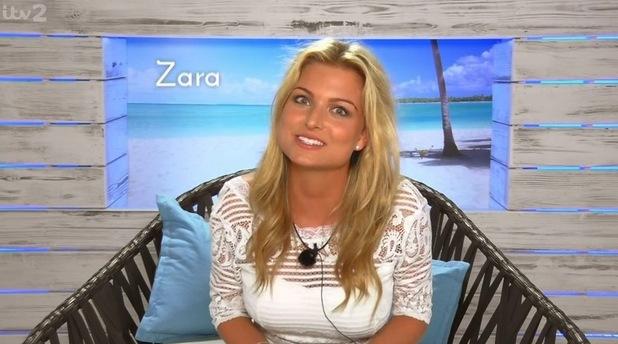 Zara Holland, Love Island 30 May