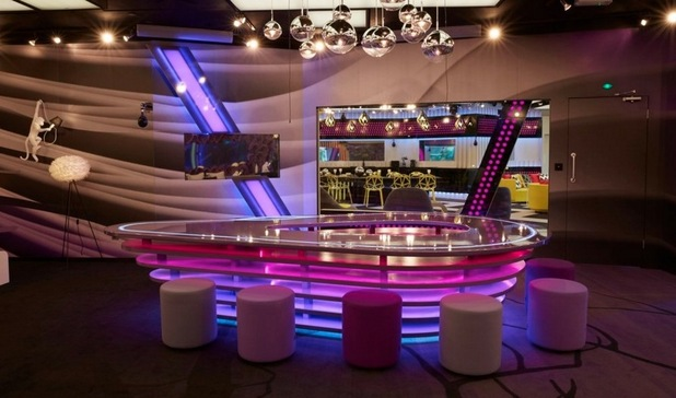 Big Brother house: Kitchen 2 June