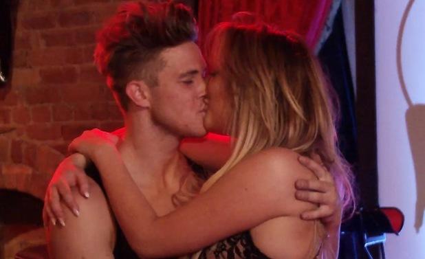 Charlotte Crosby kisses Marty McKenna, Geordie Shore: Big Birthday Battle 2 June