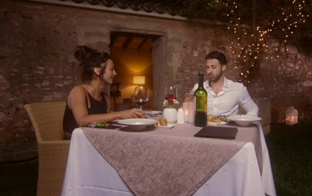 Javi Shephard and Kady McDermott date, Love Island 1 June