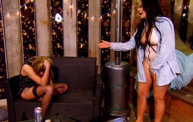 Charlotte Crosby and Chloe Ferry fall out over Marty McKenna kiss, Geordie Shore: Big Birthday Battle 2 June