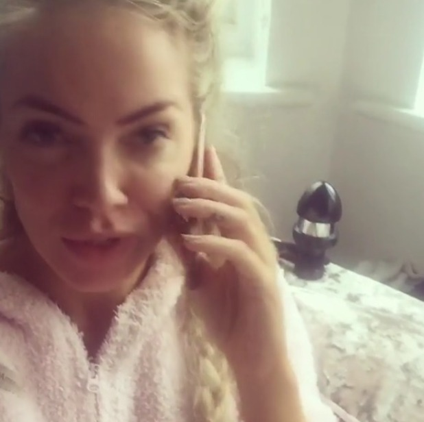 Aisleyne Horgan-Wallace discovers a massage agency is using her photo 1 June 2016