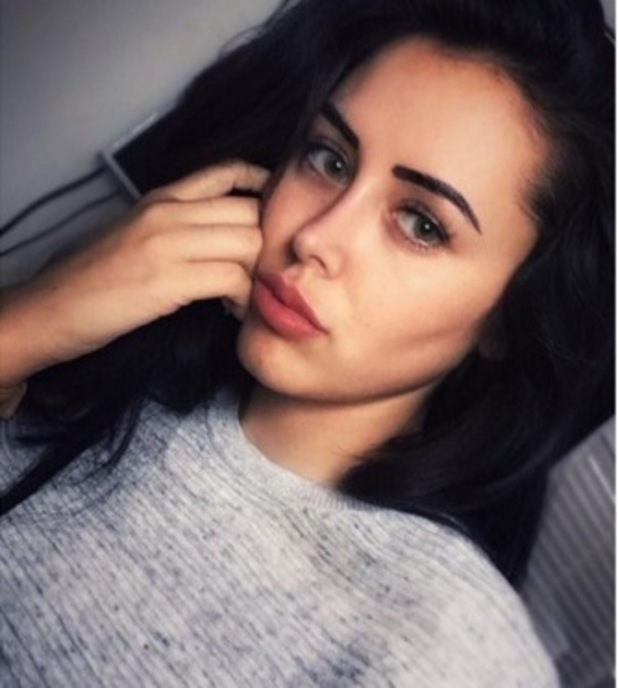 Marnie Simpson selfie May 2016