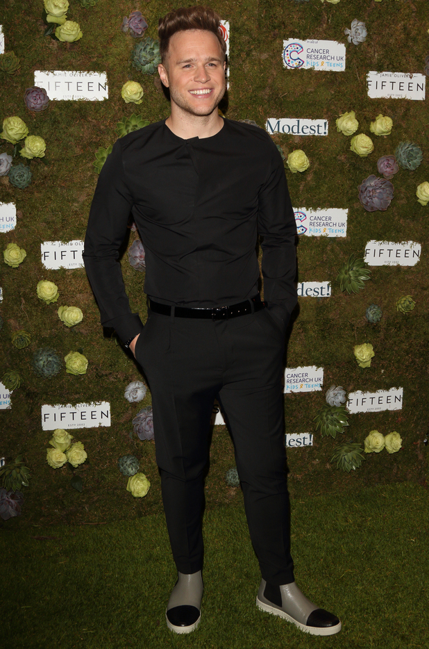 Olly Murs, Horan and Rose Charity Gala Dinner at The Grove, Watford 29 May