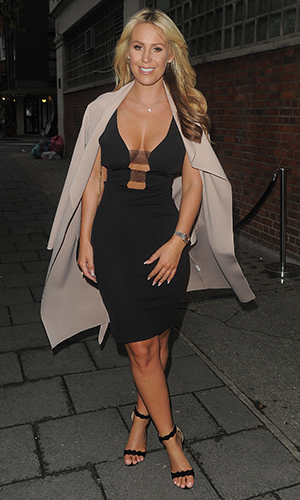 Kate Wright attends Jessica Wright Footwear SS16 - press party at Vanilla. London. UK 1 June 2016