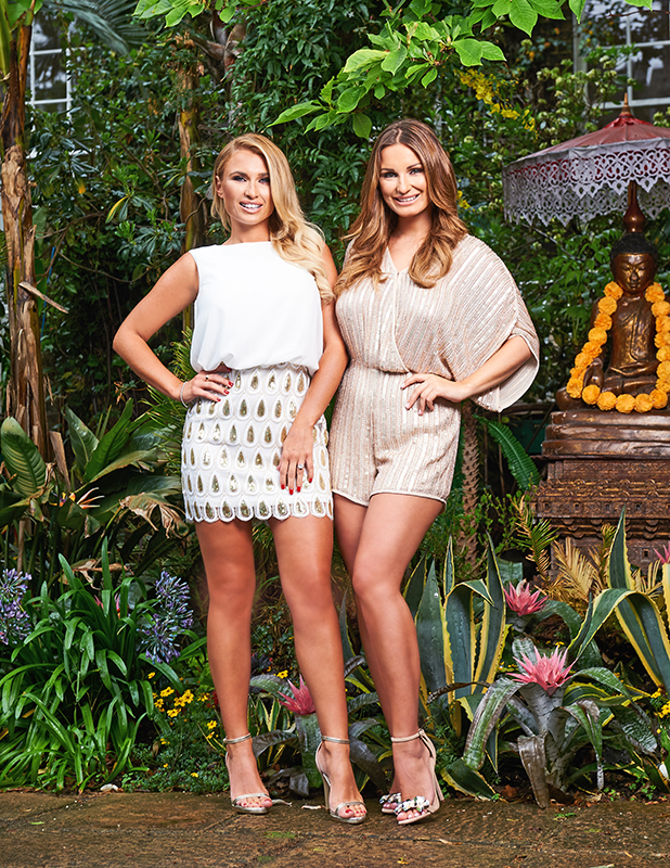 Sam Faiers and Billie Faiers photoshoot for Reveal Magazine issue 22, on sale 1 June 2016