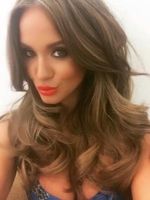 Vicky Pattison shares selfie to Instagram 8 June