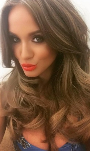 Vicky Pattison shares selfie to Instagram 8 June