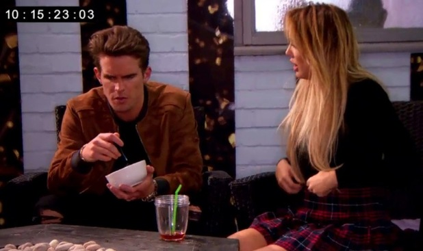 Gary Beadle and Charlotte Crosby, Geordie Shore: Big Birthday Battle 7 June