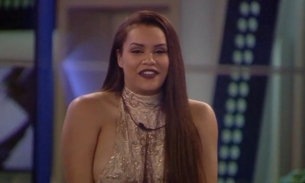 Lateysha Grace is put up for eviction, Big Brother 7 June