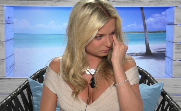 Zara Holland rejected by Adam Maxted, Love Island 10 June