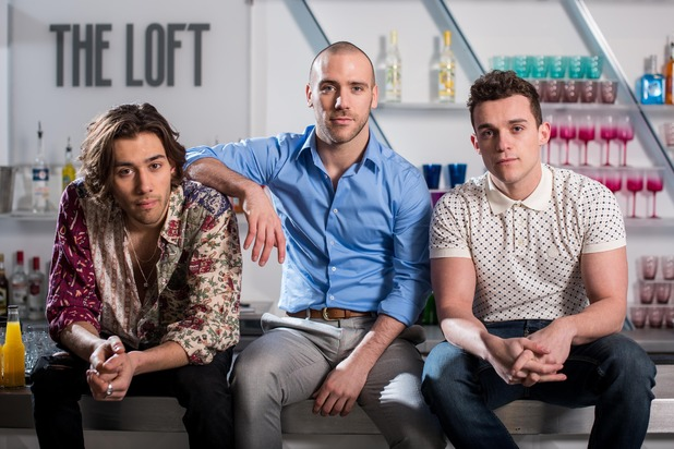 Hollyoaks, The Donovan brothers, Liam, Adam, Jesse, generic