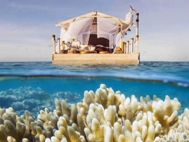 Stay at the Great Barrier Reef with this amazing Airbnb