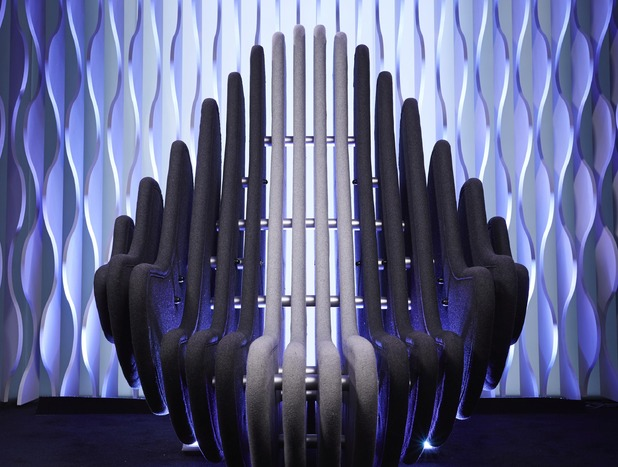 Big Brother House 2016: The Diary Room Chair 7 June
