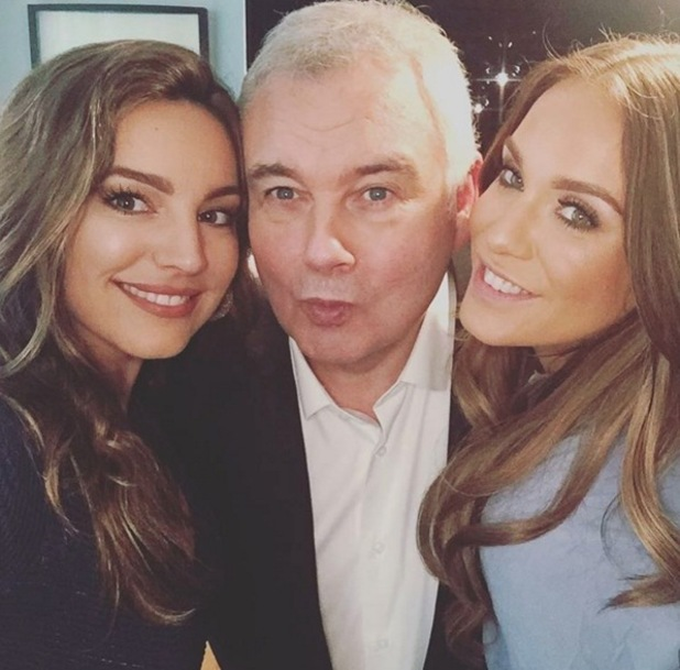 Kelly Brook, Eamonn Holmes and Vicky Pattison, It's Not Me, It's You 7 June