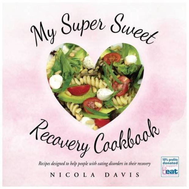 Nicola Davis published her own recovery recipe book