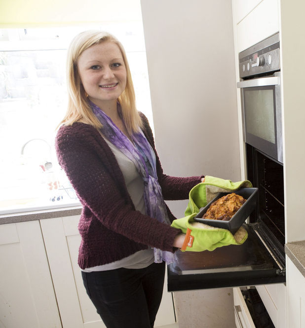 Nicola Davis always had a passion for cooking