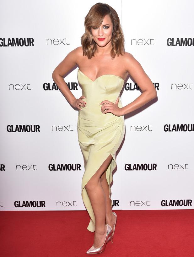 Caroline Flack at Glamour Awards 2016 - 7 June 2016