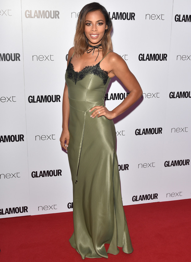 Rochelle Humes at Glamour Awards 2016 - 7 June 2016