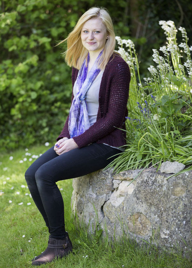 Nicola Davis now after her recipe book helped her recover from anorexia