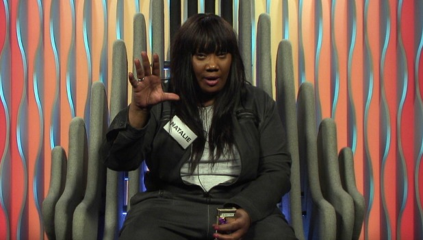 Big Brother: Natalie tells Diary Room she doesn't trust Andrew 8 June 2016
