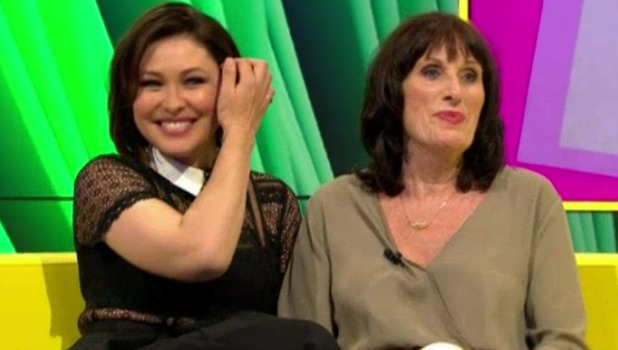 Rylan Clark-Neal's mum appears on Bit On The Side 7 June 2016