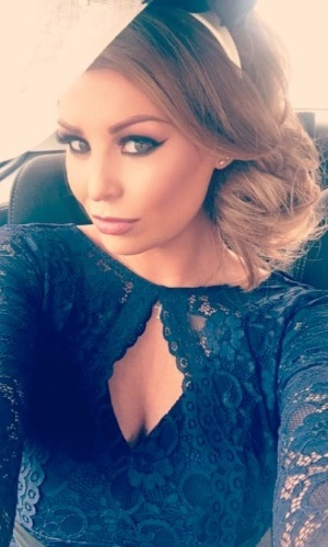 TOWIE star Jess Wright reveals her Royal Ascot Races outfit on Instagram, 16th June 2016