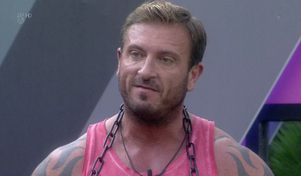 Jason Burrill, Big Brother 9 June