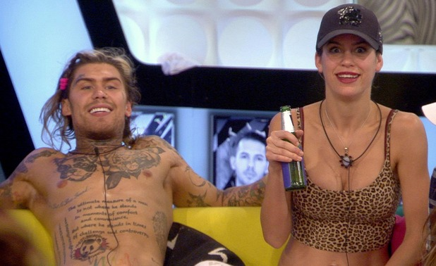 Marco Pierre White Junior and Emma Jensen in BB house - 14 June 2016