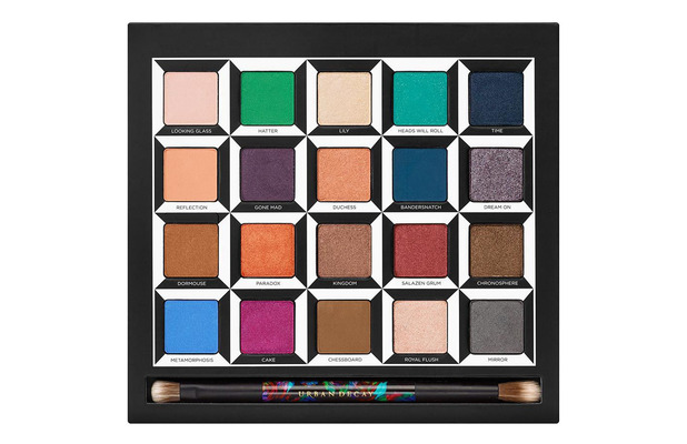 Urban Decay Alice Through The Looking Glass Eyeshadow Palette £48, 13th May 2016
